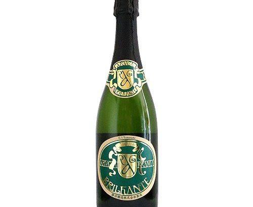 甲州のスパークリング『アルガブランカ・ブリリャンテ』勝沼醸造