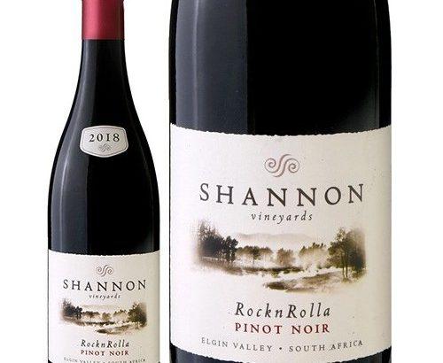 南アフリカのコスパが良い美味しい赤ワイン/シャノン・ヴィンヤーズ